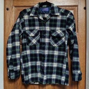 Original 100% virgin wool Pendleton shirt